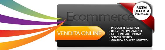 creazione ecommerce